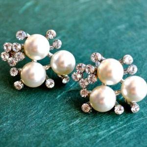 Jewelry - My Pearl Fantasy Earrings