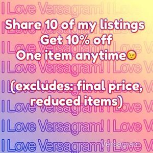 Share and get 10%