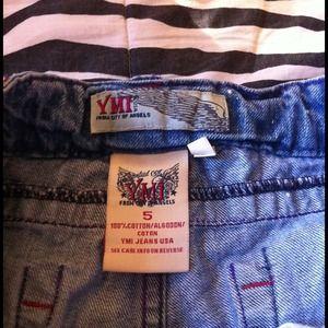 Shorts - YMI Jean shorts