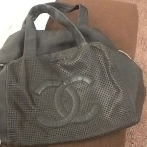 100% Authentic Chanel Golf Bag