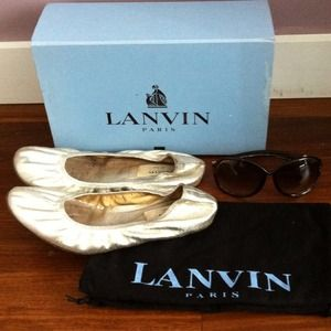 Lanvin Shoes - 🎉HOST PICK🎉 Lanvin Ballet Flats