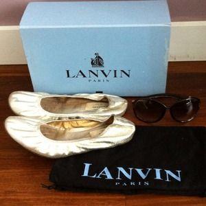 Lanvin Shoes - 🎉HOST PICK🎉 Lanvin Ballet Flats