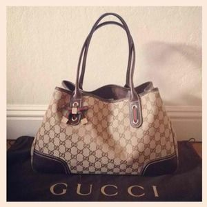 Gucci Handbags - Gucci Shopper Tote Bag