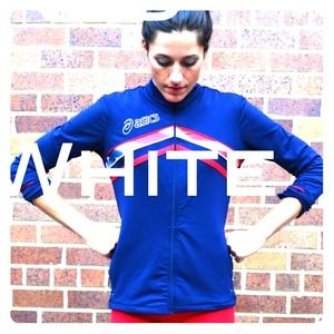 Limited edition asics Olympic team USA jacket!