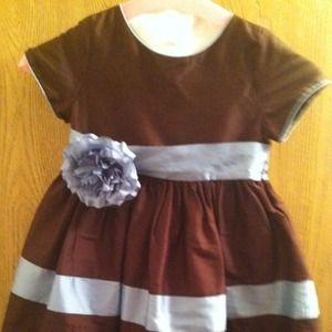 Luli & Me Dresses & Skirts - 100% silk dress