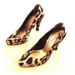 Forever 21 Shoes - Leopard print shoes