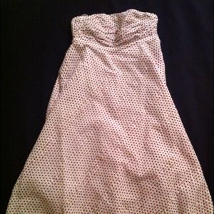 J. Crew Dresses & Skirts - NWT JCREW polka dot beach embossed dress