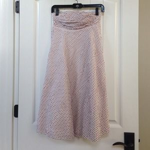 J. Crew Dresses & Skirts - ⬇️REDUCED💥JCREW polka dot beach embossed dress