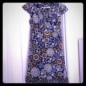 J. Crew floral dress