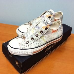 Converse Shoes - Leather Converse Sneakers