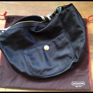 Coach Handbags - Large Coach Hobo Bag