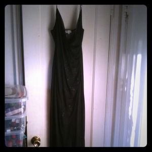 Charlotte Russe Dresses & Skirts - GONE✨Charlotte Russe purple & black party dress