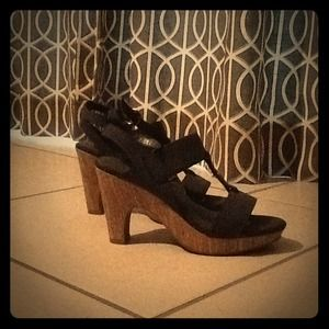 Shoes - Cute ankle strap shoes