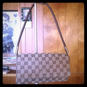 Gucci Handbags - Reduced: Authentic Gucci Purse