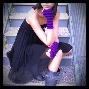 Marc by Marc Jacobs Accessories - Brand new MJ fingerless gloves!