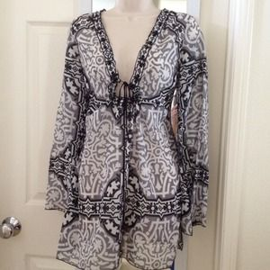 Hale Bob cabana Tops - Authentic Hale Bob cabana tunic