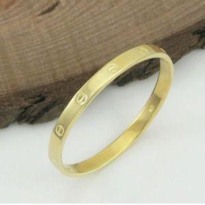 Jewelry - Love Bracelet-Gold