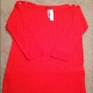 NWT JCrew 3/4 length light weight sweater