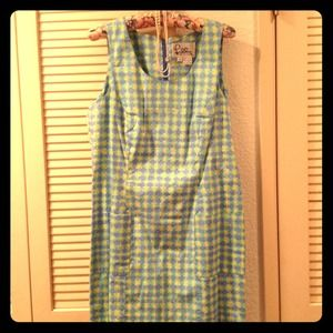 Lilly Pulitzer Dresses & Skirts - *RESERVED*AUTHENTIC Retro Lilly Pulitzer sundress.