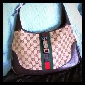 Gucci Handbags - Jacque O classic bag