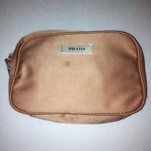 Prada Clutches & Wallets - ❌RESERVED❌Prada toiletry/cosmetic pouch