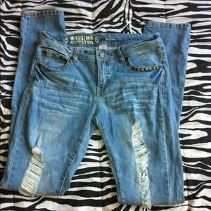Denim - skinny jeans sz 5