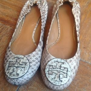 Tory Burch Shoes - Tory Burch Reva Flats