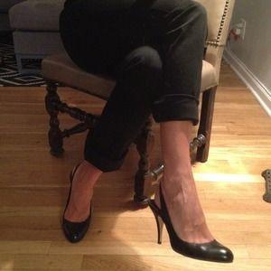 Nicole Miller Sling-Back Heels