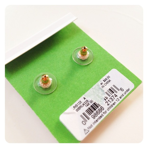 kate spade Jewelry - New KATE SPADE Tennis Earrings 4