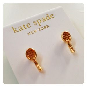 kate spade Jewelry - New KATE SPADE Tennis Earrings 2