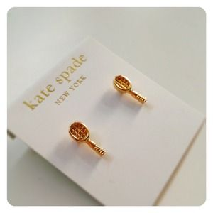 kate spade Jewelry - New KATE SPADE Tennis Earrings