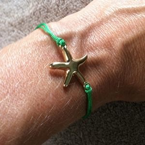 Jewelry - Brand New! Simple Starfish Bracelet