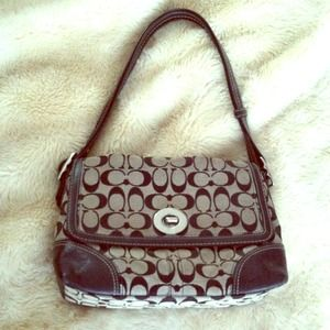 ✨ RESERVED! Coach bag! *AMAZING PRICE!*