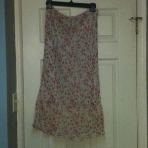 Dresses & Skirts - 3/4 length flower skirt