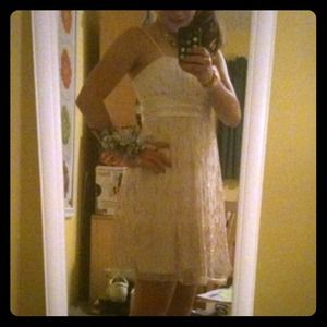 City Triangles Homecoming dress