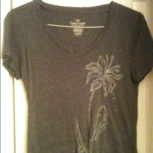 Tops - Soft Grey T-shirt.  TRADED