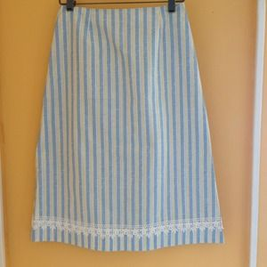Dresses & Skirts - Hand made vintage tea length skirt