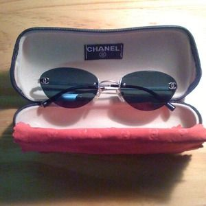 CHANEL Accessories - RESERVED FOR @beterrel AUTHENTIC  CHANELSunglasses