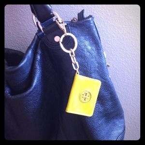 Tory Burch Accessories - Tory Burch photo keychain