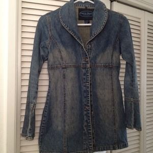 Paris Blues denim jacket