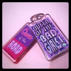 Accessories - 2 Key Chains!