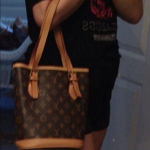 Accessories - Brown handbag