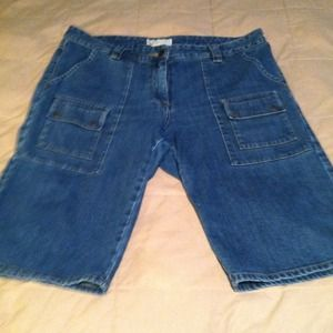 Michael Kors Pants - Michael Kors Denim Shorts