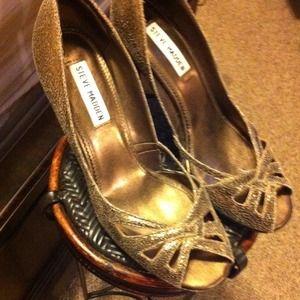 👍👍👍Cute Open toes heels
