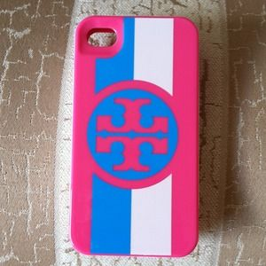 Tory Burch Accessories - 💗TORY BURCH iPHONE 4/4s CASE