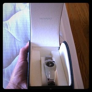 100% Auth. Limited Edition Movado watch