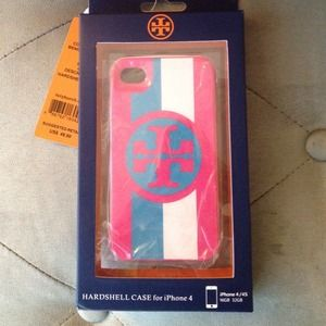 Tory Burch Accessories - Sold:)iam_jameeNib Tory burch iphone4 full wrap ha