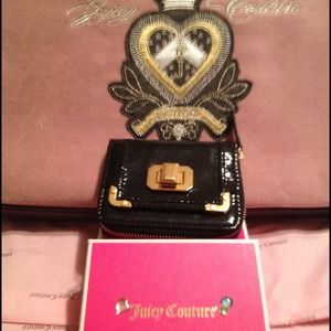 💢SOLD💢NWT Authentic Juicy Couture Wallet