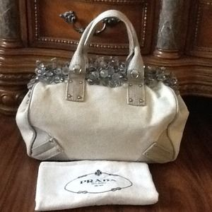 Prada Handbags - Prada Authentic Mistolino Handbag