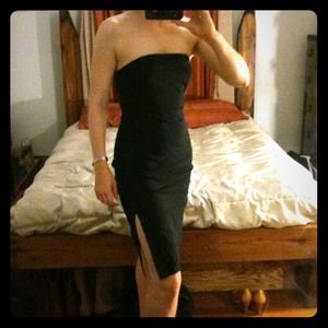 Express Dresses & Skirts - NWOT Black dress